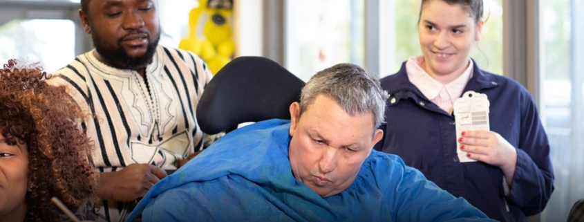 ability Services Client and Carer