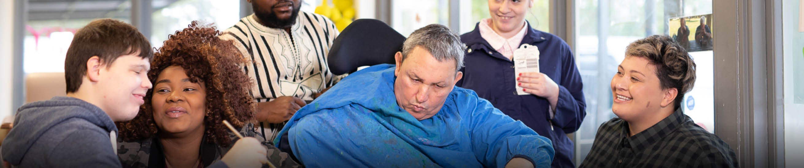 Disability Services Client and Carer